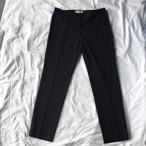 Burberry black light wool pants Sz US 6